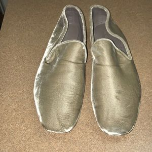 Vince Smoking Slippers. New with defects